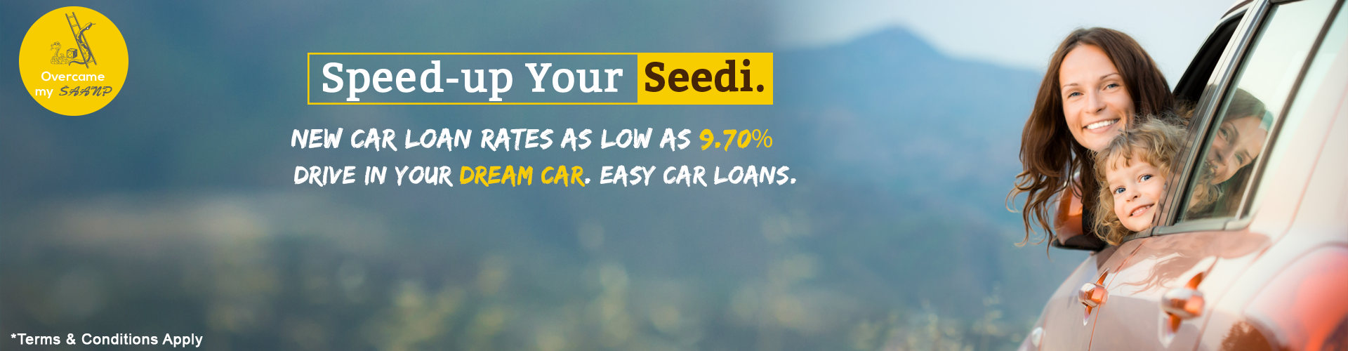 Auto Loan Slider