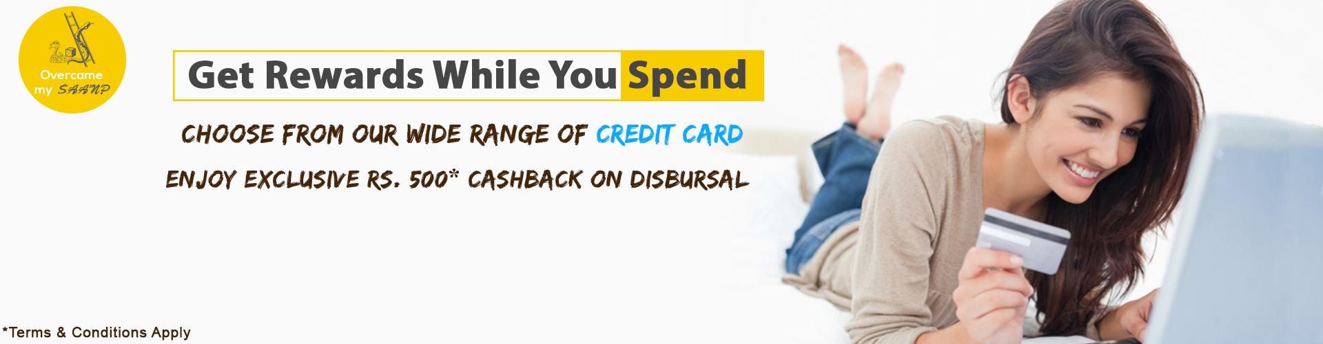 Credit Card Slider