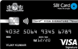 SBI Signature Card